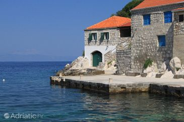 Property Lučica (Lastovo) - Accommodation 8348 - Vacation Rentals near sea.