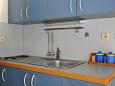 Kitchen - Studio flat AS-8351-a - Apartments Pasadur (Lastovo) - 8351