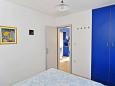 Bedroom - Studio flat AS-8351-b - Apartments Pasadur (Lastovo) - 8351