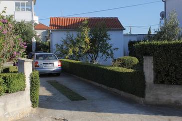 Property Biograd na Moru (Biograd) - Accommodation 8370 - Apartments with pebble beach.