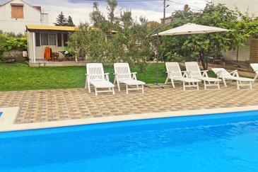 Property Biograd na Moru (Biograd) - Accommodation 8371 - Apartments with pebble beach.