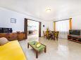 Living room - House K-8381 - Vacation Rentals Lukoran (Ugljan) - 8381