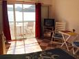 Dining room - Studio flat AS-8391-a - Apartments Pasadur (Lastovo) - 8391