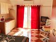 Kitchen - Studio flat AS-8391-a - Apartments Pasadur (Lastovo) - 8391