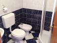 Bathroom - Studio flat AS-8391-b - Apartments Pasadur (Lastovo) - 8391