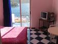 Bedroom - Studio flat AS-8391-b - Apartments Pasadur (Lastovo) - 8391