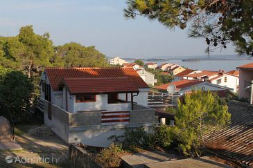 Property Tkon (Pašman) - Accommodation 8395 - Apartments near sea with sandy beach.