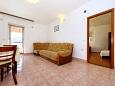 Living room - Apartment A-8411-a - Apartments Tkon (Pašman) - 8411