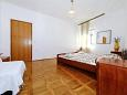 Bedroom 1 - Apartment A-8411-a - Apartments Tkon (Pašman) - 8411