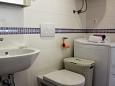 Bathroom - Studio flat AS-8424-b - Apartments Ždrelac (Pašman) - 8424