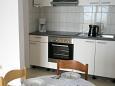 Podstrana, Kitchen u smještaju tipa apartment, WIFI.