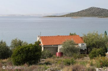 Property Uvala Vitane (Pašman) - Accommodation 8465 - Vacation Rentals near sea.