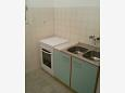Kitchen - Apartment A-8486-a - Apartments Muline (Ugljan) - 8486