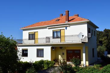 Property Ugljan (Ugljan) - Accommodation 8493 - Apartments with pebble beach.