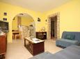 Living room - Apartment A-8512-a - Apartments Rukavac (Vis) - 8512