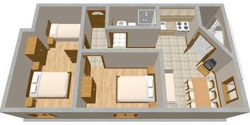Apartment A-854-a - Apartments Drage (Biograd) - 854