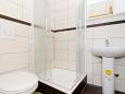Bathroom 1 - Apartment A-8542-a - Apartments Mlini (Dubrovnik) - 8542