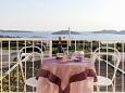 Balcony 1 - Apartment A-8548-a - Apartments Brsečine (Dubrovnik) - 8548