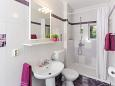 Bathroom 2 - Apartment A-8548-a - Apartments Brsečine (Dubrovnik) - 8548