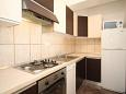 Kitchen - Apartment A-8558-b - Apartments Plat (Dubrovnik) - 8558
