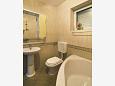 Dubrovnik, Badezimmer in folgender Unterkunftsart apartment, WIFI.