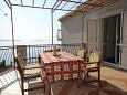Terrace - Apartment A-8571-a - Apartments Mlini (Dubrovnik) - 8571