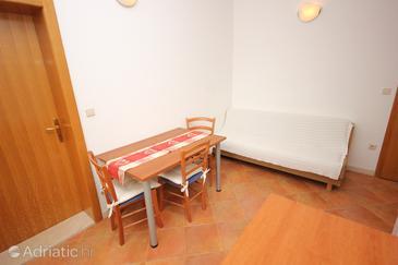 Dubrovnik, Dining room u smještaju tipa apartment, dostupna klima i WIFI.