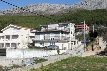 Property Podstrana (Split) - Accommodation 8616 - Apartments and Rooms with pebble beach.