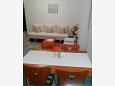 Dining room - Apartment A-8618-b - Apartments Seget Vranjica (Trogir) - 8618