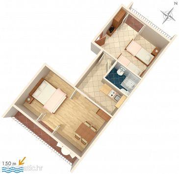 Apartment A-862-a - Apartments Biograd na Moru (Biograd) - 862