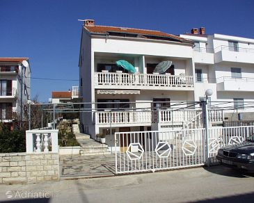 Property Biograd na Moru (Biograd) - Accommodation 862 - Apartments near sea with pebble beach.
