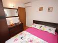 Bedroom 1 - Apartment A-8624-b - Apartments Okrug Gornji (Čiovo) - 8624