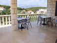 Shared terrace - Apartment A-8628-a - Apartments Povlja (Brač) - 8628