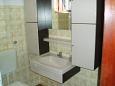 Biograd na Moru, Bathroom u smještaju tipa apartment, WIFI.