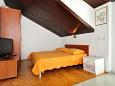 Bedroom - Studio flat AS-8639-a - Apartments and Rooms Podstrana (Split) - 8639