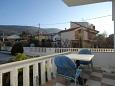 Terrace - Studio flat AS-8639-c - Apartments and Rooms Podstrana (Split) - 8639