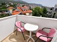 Balcony - Room S-8639-a - Apartments and Rooms Podstrana (Split) - 8639