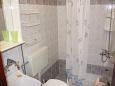 Bathroom - Apartment A-8655-b - Apartments Mandre (Pag) - 8655