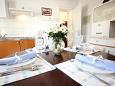 Dining room - Apartment A-8668-a - Apartments Duće (Omiš) - 8668