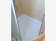 Bathroom - Studio flat AS-8673-b - Apartments Uvala Pokrivenik (Hvar) - 8673