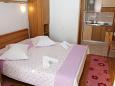 Bedroom - Studio flat AS-8677-a - Apartments Podstrana (Split) - 8677