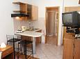 Dining room - Studio flat AS-8677-c - Apartments Podstrana (Split) - 8677