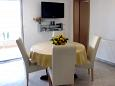Dining room - Apartment A-8683-a - Apartments Trogir (Trogir) - 8683