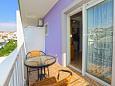 Balcony 1 - Apartment A-8709-a - Apartments Hvar (Hvar) - 8709
