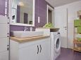 Bathroom 1 - Apartment A-8713-b - Apartments Jelsa (Hvar) - 8713