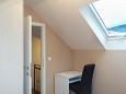 Jelsa, Bedroom 3 u smještaju tipa apartment, dostupna klima i WIFI.