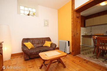 Hvar, Living room u smještaju tipa apartment, WIFI.