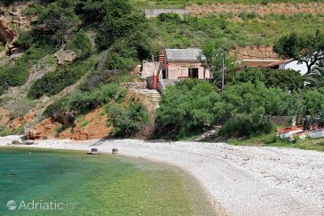 Property Stiniva (Brusje) (Hvar) - Accommodation 8722 - Vacation Rentals near sea with pebble beach.