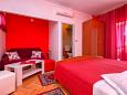 Bedroom - Studio flat AS-8726-a - Apartments Stari Grad (Hvar) - 8726