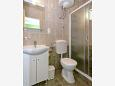 Bathroom - Studio flat AS-8726-c - Apartments Stari Grad (Hvar) - 8726